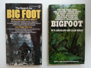 Two paperback books, described below.